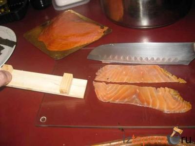Японские пресс-суши