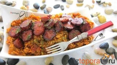 Рис «Испанка»