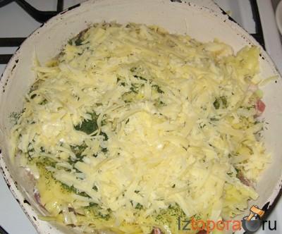 Свинина запеченая с картофелем