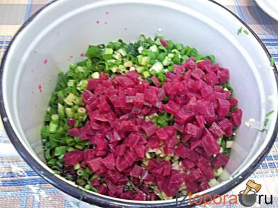 Суп Свекольник холодный | Рецепт с фото пошаговый
